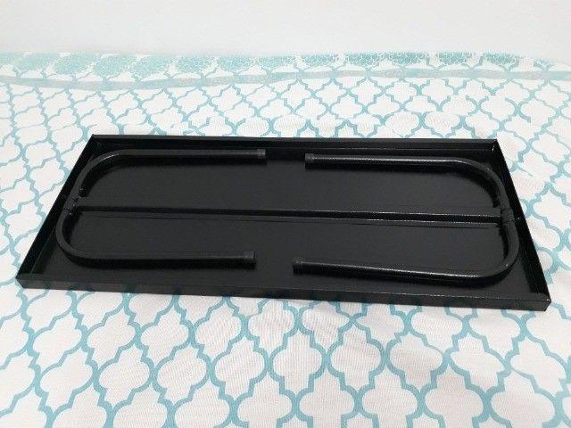 Mesa suporte multiuso/notebook usada e em bom estado. Franca/SP - Foto 3