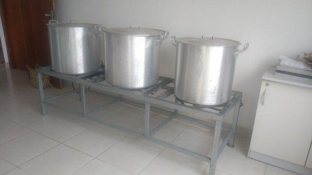 Panelas cervejeira - Foto 6