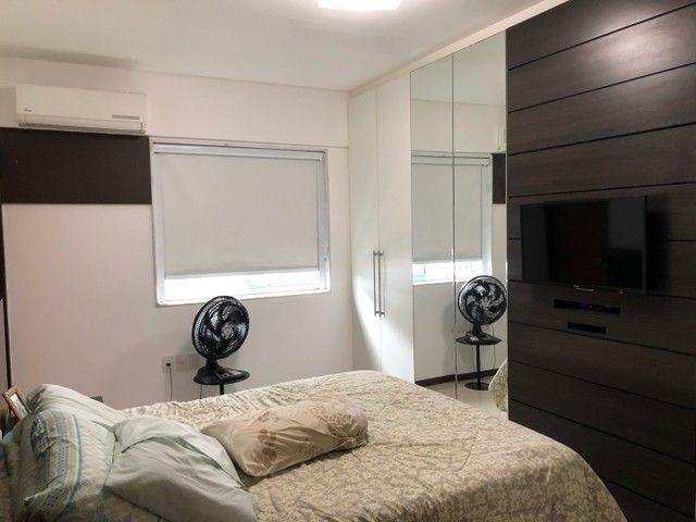 Apartamento com 3/4 completo de armários na ponta verde  - Foto 9