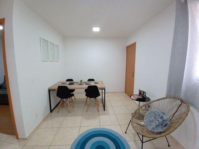 Lindo Apartamento no Residencial Castelo Del Mont Próximo Uniderp - Foto 8