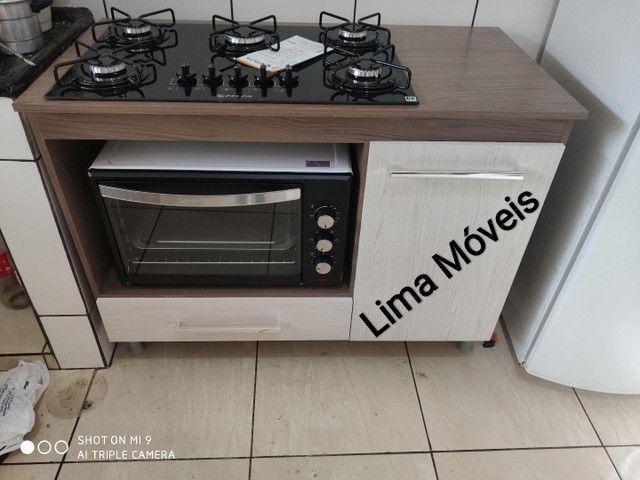 Frete e montagem grátis // kit fogão completo