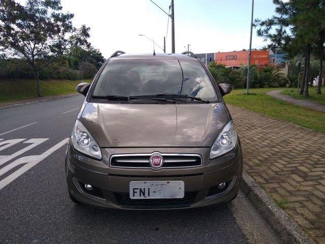 Fiat Idea Attractive 1.4 Fire Flex 8v 2014 - Foto 2