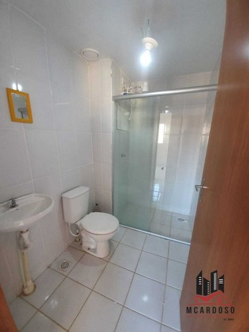 Apartamento com 02 quartos, sala, cozinha, 01 banheiro, 01 vaga de garagem, 3º andar - Foto 5