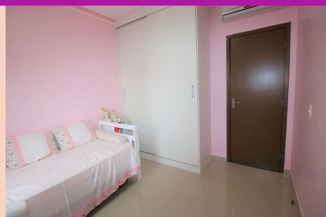 Ponta Negra Condomínio weekend Club Apartamento 3 Quartos - Foto 16