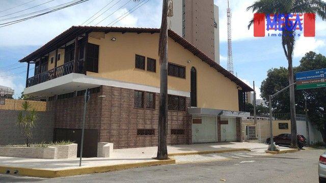 Loja com 42 m² para alugar, próximo à Av. Antônio Sales