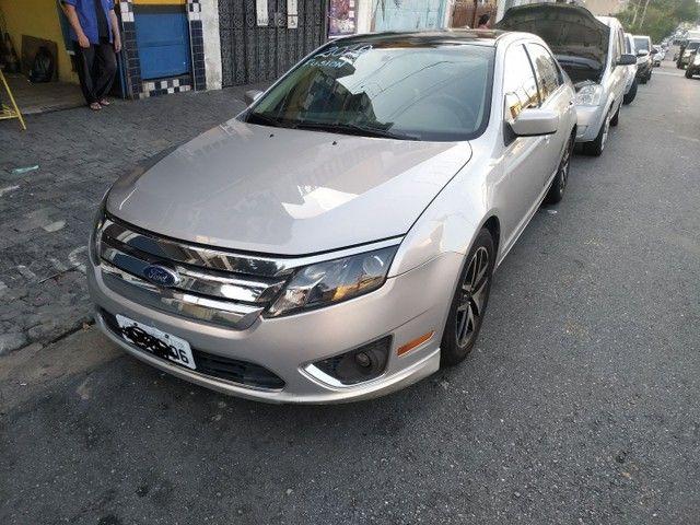 Ford Fusion 2010 2.5 Lindo Aceito Troca +/- Valor - Foto 2