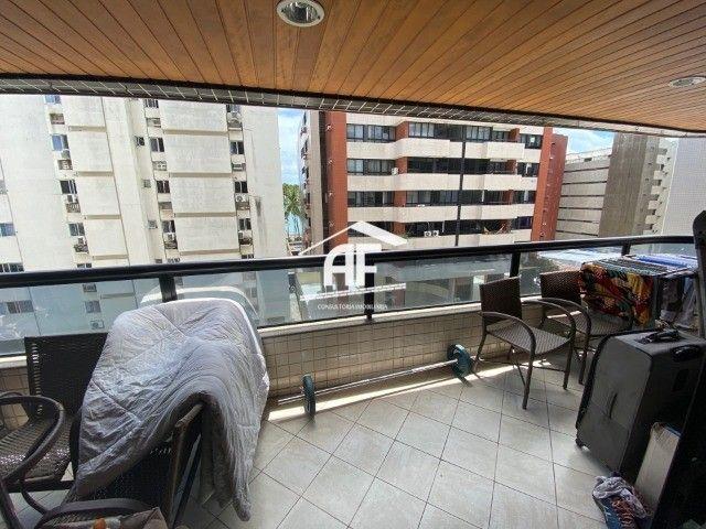 Apartamento Localizado na Ponta Verde, segunda quadra da praia - 225m², 4 suítes - Foto 4