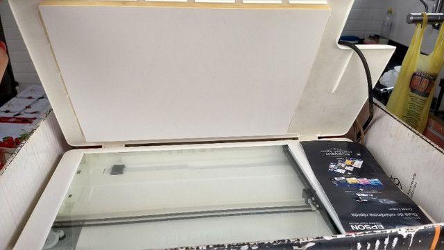Impressora copiadora scanner Epson stylus TX123 - Foto 3