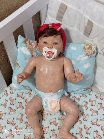 Está linda bebê reborn - Foto 4