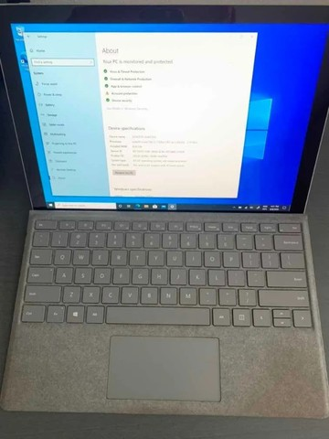 Microsoft Surface Pro 5 I5 8gb 128gb Caneta E Estojo - Foto 6