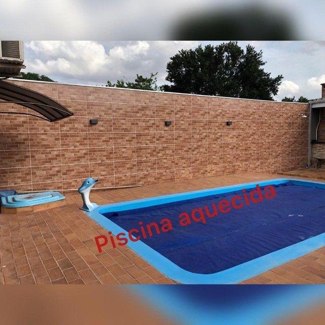 Casa Nova Lima com Piscina Aquecida