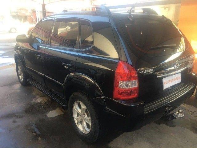Hyundai Tucson GLS 2.0 Automatica >>> Completa