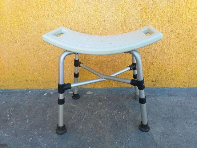 Cadeira de banho  - Foto 2