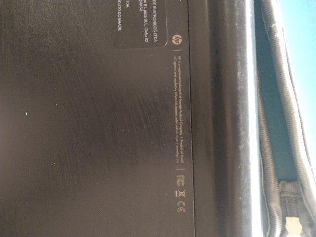 Netbook+Fone+Carregador (sem HD e memória RAM)) - Foto 4