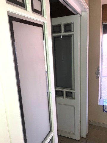 Porta Camarão Dupla em Madeira cor Branca - Foto 5
