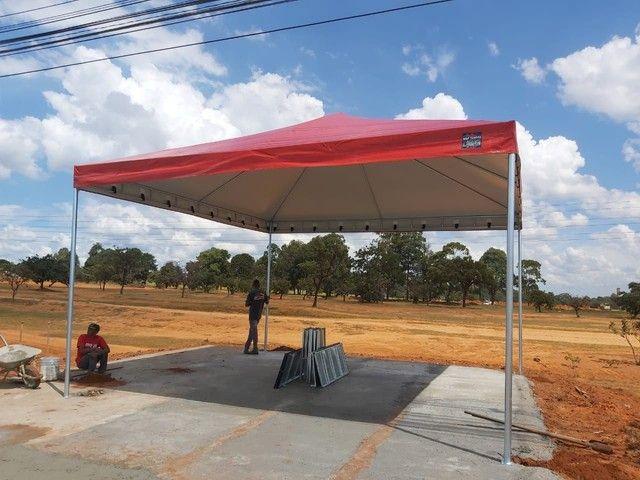 tenda piramidal 6x6 - Foto 6
