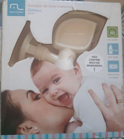 Extrator de leite materno elétrico