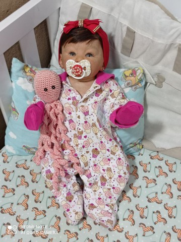 Está linda bebê reborn - Foto 5