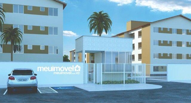 15# Apartamentos com elevador e porcelanato no Turu com entrada facilitada - Foto 8
