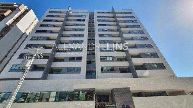 Apartamento para Venda em Maceió, Ponta Verde, 3 dormitórios, 1 suíte, 3 banheiros, 2 vaga - Foto 2