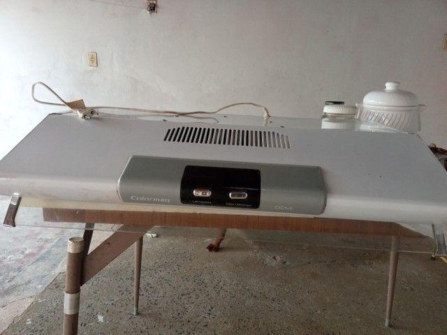 Exaustor de fogão  - Foto 2