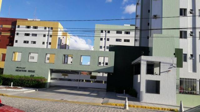 Newton Rique com 3 quartos (2 suites)