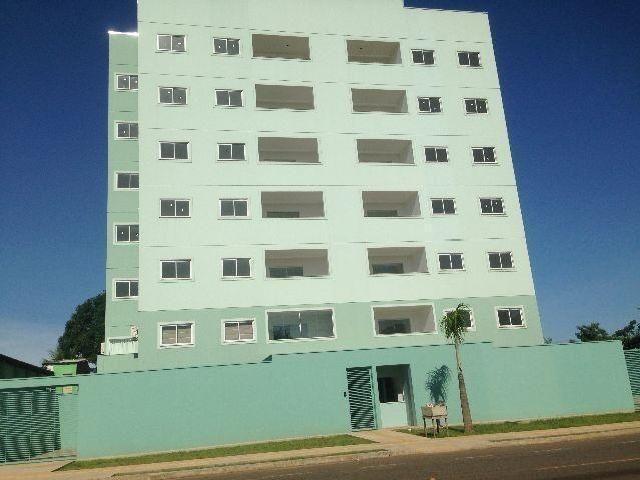 Vendo Apartamentos no Residencial Alexandre Mazziero- Bairro Liberdade