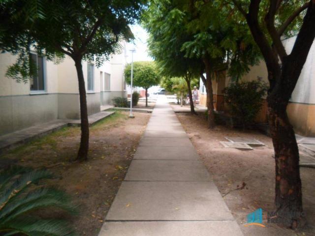 Apartamento residencial à venda, Prefeito José Walter, Fortaleza. - Foto 15