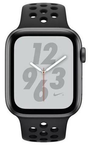 386c6fda969 Apple Watch Series 4 Gps 44mm Nike Sport Preto
