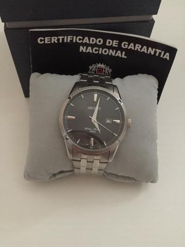 fb95c1711cf Relógio Orient Masculino MBSS1137 G1SX - Bijouterias