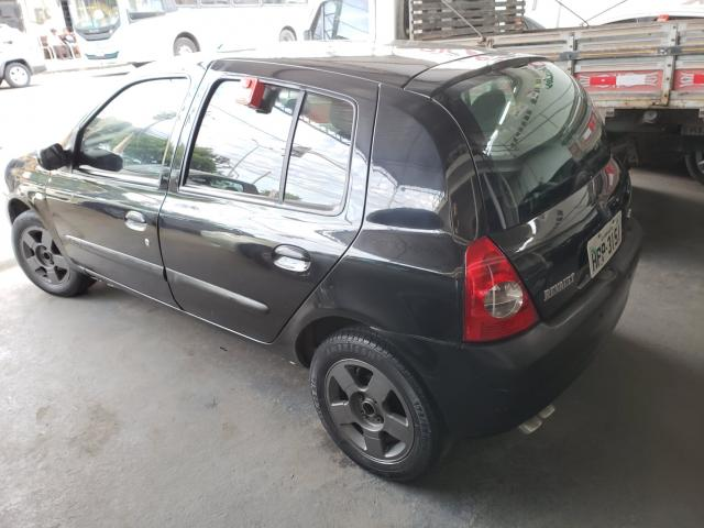 RENAULT CLIO 2003/2003 1.0 AUTHENTIQUE 8V GASOLINA 4P MANUAL - Foto 3