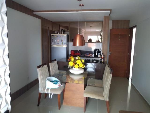 Vendo lindo apartamento 3/4 todo reformado com moveis planejados e eletrodomésticos