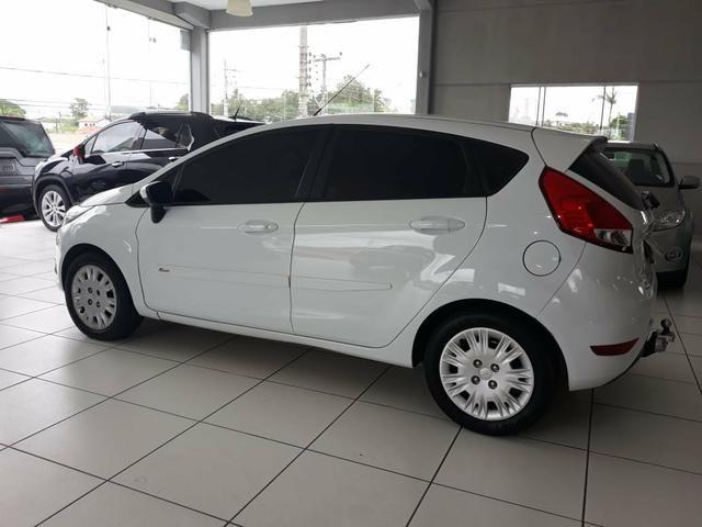 Fiesta SE 2014 Completo