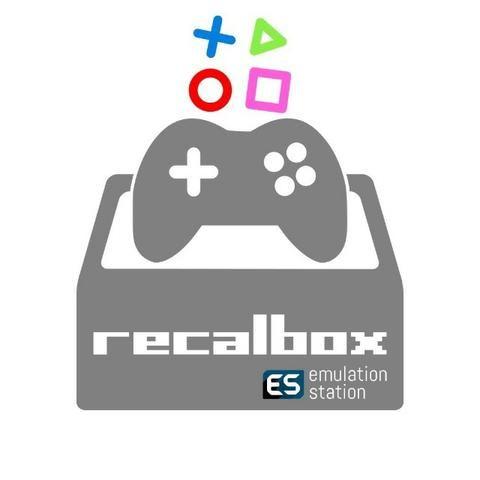 Sistema 16Gb Recalbox Batocera Retropie para Raspberry