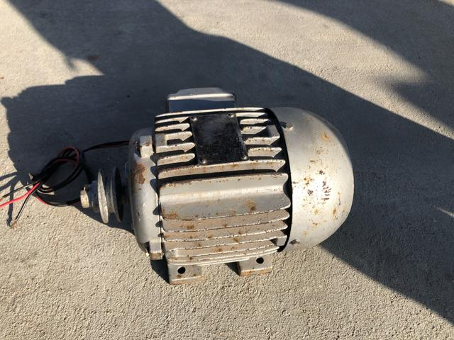 Motor trifásico Bitoneira ou máquinas de padaria - Foto 6