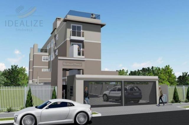 Apartamento à venda com 2 dormitórios em , Pinhais cod:1948659