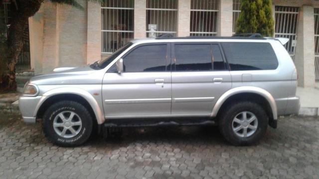 Pajero sport 2003, 4x4, automatica diesel 2,8