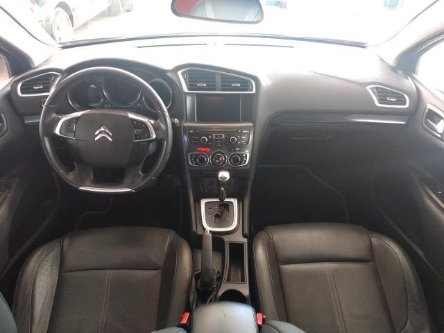 Citroën c4 lounge 2013/2014 1.6 exclusive 16v turbo gasolina 4p automático - Foto 10