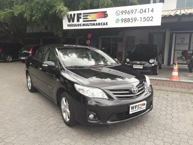 Corolla xei aut 2012 bem novinho revisado e com garantia 47.900 troco e financio