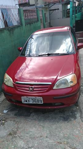 V/t Honda Civic 2002 - Foto 2