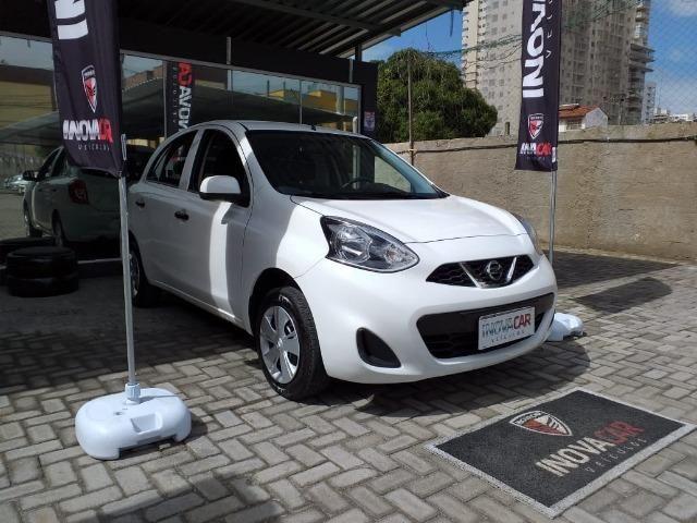 Nissan New March S 2017 Único Dono! Novinho! - Foto 3