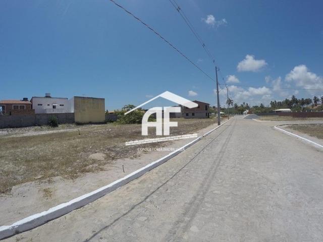 Lotes para venda com 300 metros quadrados - Paripueira, ligue já - Foto 16