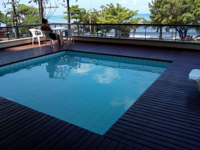 Fortaleza - Beira Mar- Lindo Apartamento Flat no Villa Costeira
