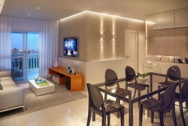 Apartamento no Benfica Alto Padrão - Aquarela 2 Quartos - Entrada Facilitada - Foto 8
