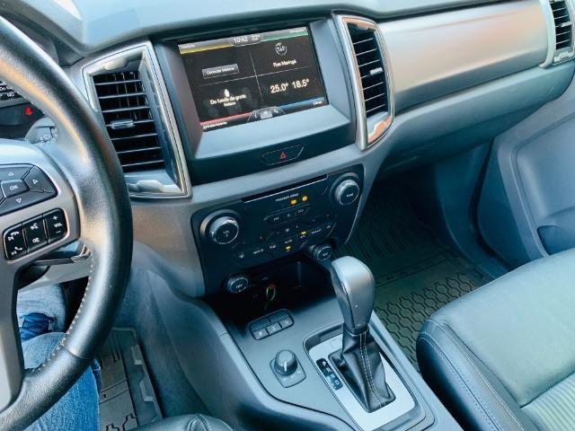 Ford / Ranger Xlt 3.2 Turbo Diesel (200 Cv) 4x4 Completa - Único Dono - Foto 14