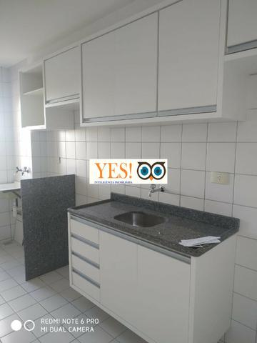 Apartamento 3/4 para Aluguel Condomínio Vila das Flores - Muchila