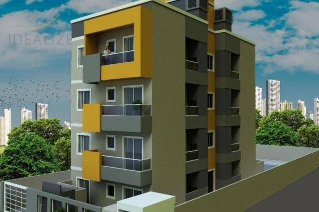 Apartamento à venda com 2 dormitórios em Cruzeiro, São josé dos pinhais cod:1927620 - Foto 5