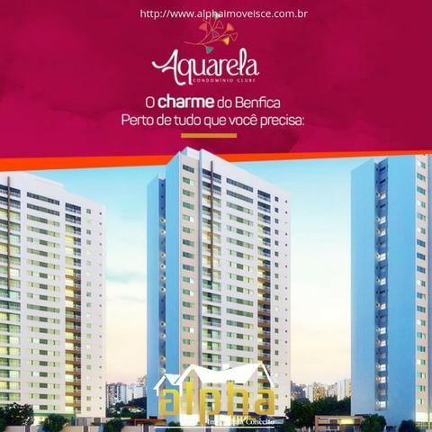 Apartamento no Benfica Alto Padrão - Aquarela 2 Quartos - Entrada Facilitada - Foto 2