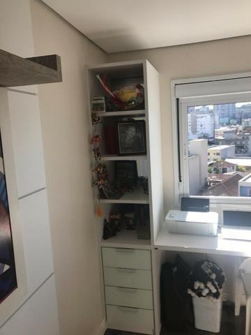 Oferta Imóveis Union! Apartamento todo mobiliado com 106 m² privativos no Pio X! - Foto 12