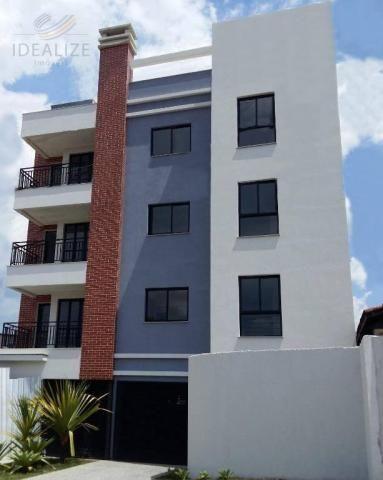 Apartamento à venda com 3 dormitórios em Braga, São josé dos pinhais cod:1983907